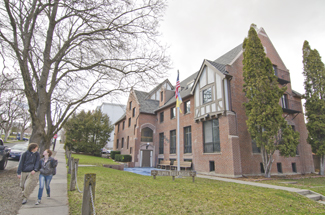 Due to low membership, University of Idaho's Alpha Tau Omega Fraternity risks losing its chapter house.
