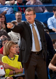 Geno Auriemma went 12-15 in 1985. That was the last time Auriemma saw a losing record under his watch en route to becoming one of the most popular figures in women's basketball.