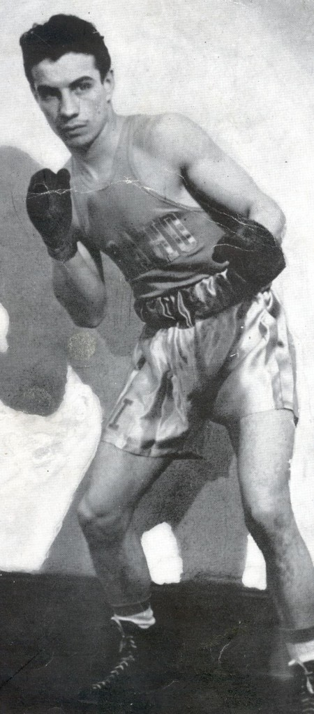 Ted Kara, recognized as the best Vandal boxer to date, won three individual national championships while at UI and he and brother Frank made up the core of Idaho's 1940 and 1941 national championship teams. Courtesy | UI