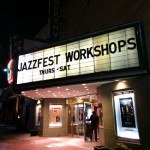 Amelia C. Warden  The Kenworthy Performing Arts Centre will host workshops for the Lionel Hampton Jazz Festival throughout the week.