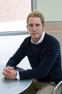 University of Idaho Semester in the Wild student David Whitt