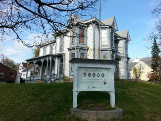 Silas Whitley | Rawr The McConnell House mansion was originally build in 1886 and is now a museum. The house, at 110 S. Adams St., is open 1-4 p.m., Tuesday through Saturday.