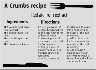 red ale extract