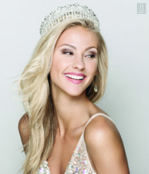 Justin Hebert    Courtesy University of Idaho alumna Sydney Halper uses her Miss Idaho title to help children in need of homes. Halper will travel to Los Angeles June 5 for the Miss USA competition.