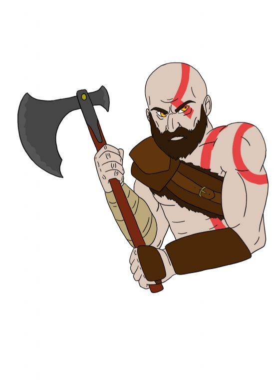 The Argonaut God Of War Reborn