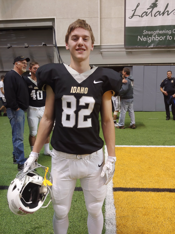 official photos 40945 35ba3 The Argonaut – Idaho football player dies of kidney cancer
